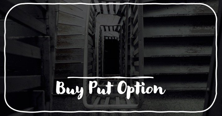how to buy a put option